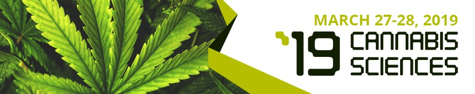 The Virtual Cannabis Sciences Conferences is March 27th and 28th. 2019.